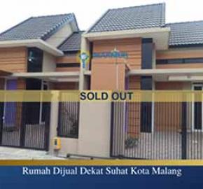 Rumah Murah Daerah Suhat Malang