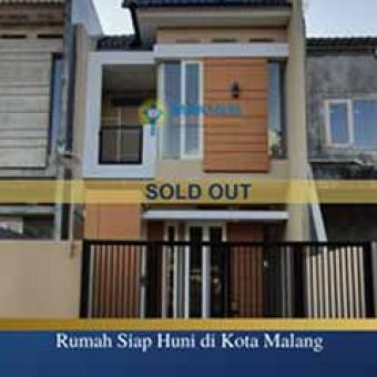 Rumah Dijual Dekat Suhat Kota Malang