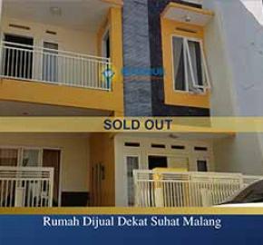 Rumah Dijual Dekat Suhat Malang