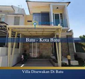 Villa Disewakan di Batu