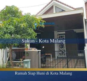 Dijual Rumah Siap Huni di Kota Malang