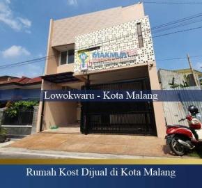 Rumah Kost Dijual di Malang Raya