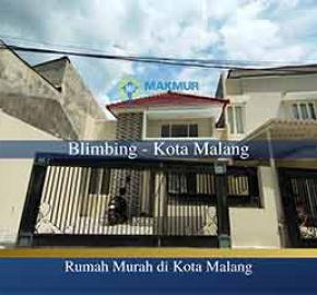 Rumah Dijual di Blimbing Malang