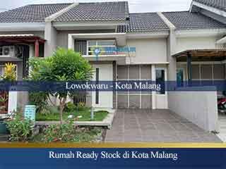 Perumahan Ready Stock di Kota Malang