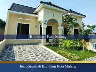 Jual Rumah Strategis Kota Malang
