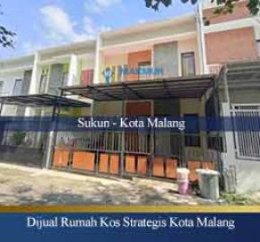 Jual Rumah Kos Strategis Kota Malang