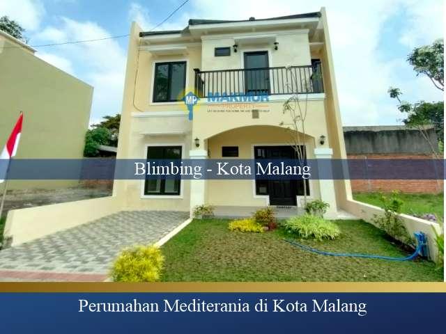 Jual Rumah 2 Lantai Kota Malang