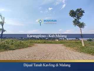 Tanah Kavling di Malang