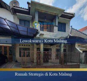 Jual Rumah Strategis di Kota Malang