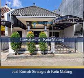 Rumah Dijual Cepat di Kota Malang