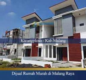 Perumahan 2 Lantai Murah di Malang