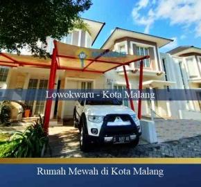 Jual Rumah di Green Orchid Kota Malang